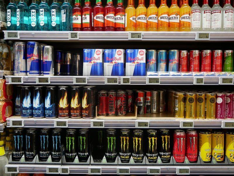 ¿Las bebidas energéticas son saludables?